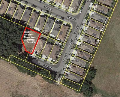 West Sacramento Residential Lots & Land For Sale: 1854 Whitney Place