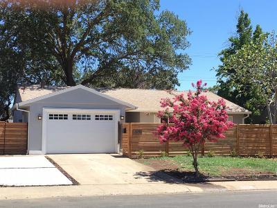 Rancho Cordova Single Family Home For Sale: 2241 Forestlake Drive