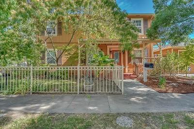 Stockton Single Family Home For Sale: 1410 West Willow
