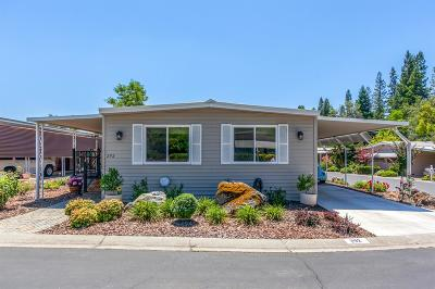 Folsom Mobile/Manufactured For Sale: 292 Northwood Drive