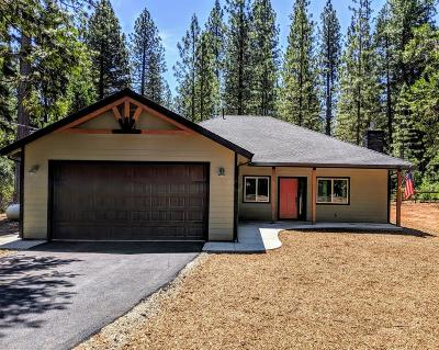 El Dorado County Single Family Home For Sale: 5435 Blue Mountain Dr.