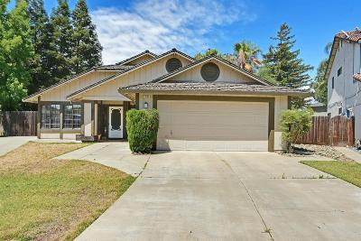 Manteca Single Family Home For Sale: 1504 Alyssa Place