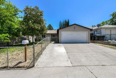 North Highlands CA Single Family Home For Sale: $315,000