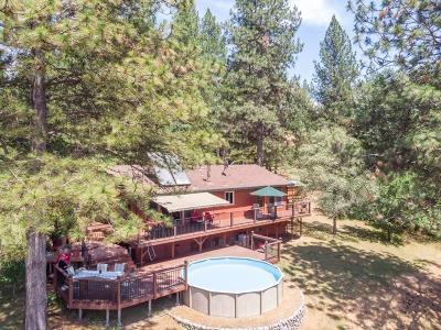 Placerville Single Family Home For Sale: 3400 Rebel Ridge Lane