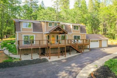 Grass Valley Single Family Home For Sale: 15555 Woodfield Place