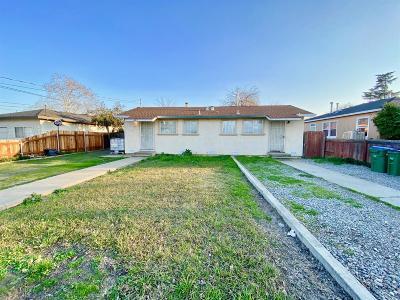 Biggs Multi Family Home For Sale: 487 D Street