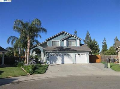 Stockton Single Family Home For Sale: 4208 Bayonne Court