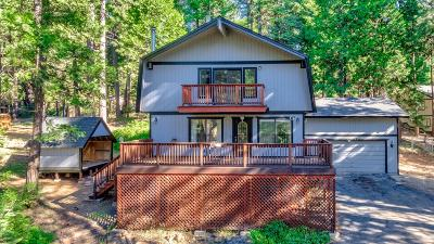 Pollock Pines Single Family Home For Sale: 4012 Garnet Road