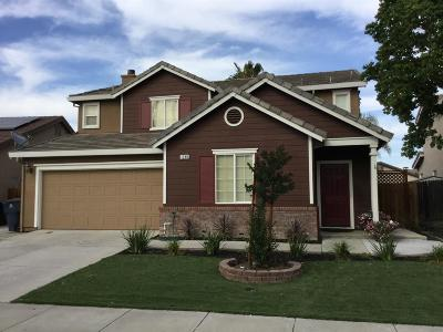 Tracy Single Family Home For Sale: 1246 Crossroads Court