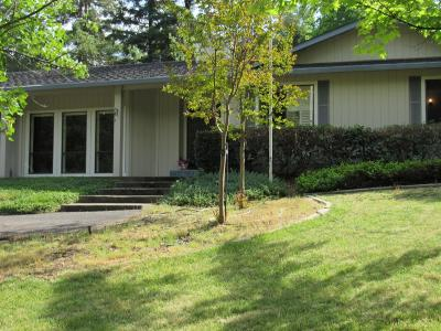 El Dorado County Single Family Home For Sale: 3790 Sheridan Road