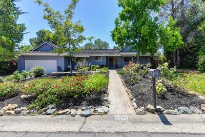 El Dorado Hills Single Family Home For Sale: 3035 Waterman Court