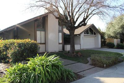 Stockton Single Family Home For Sale: 2017 Venetian Drive