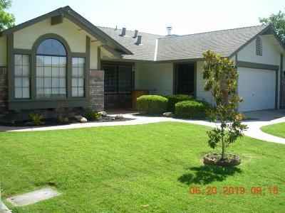 Modesto Single Family Home For Sale: 2721 Riverbend Drive