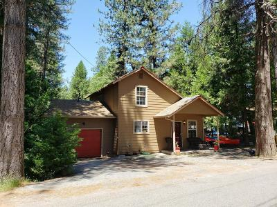 El Dorado County Single Family Home For Sale: 3091 B Street