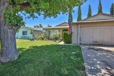 Sacramento County Single Family Home For Sale: 6286 Heath Way