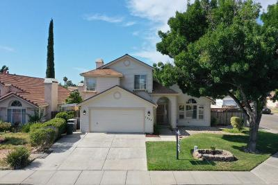 Tracy Single Family Home For Sale: 1825 Birchwood Lane