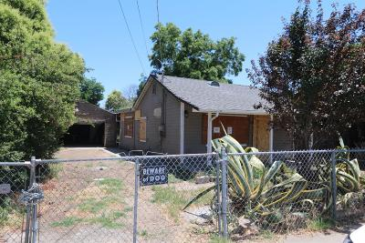 Sacramento County Single Family Home For Sale: 5541 Enrico Boulevard