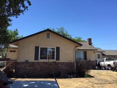 Tracy Single Family Home For Sale: 7860 West Arbor Avenue