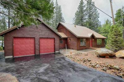 Placer County Single Family Home For Sale: 41000 Putt Road