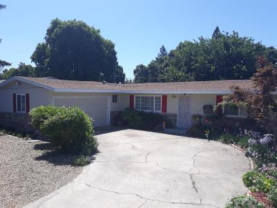 Stockton Single Family Home For Sale: 4660 Eastview Drive