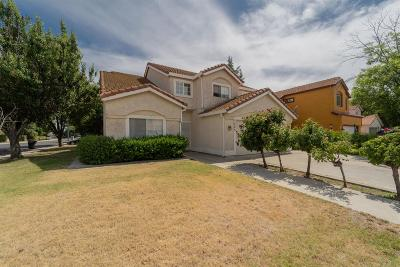 Modesto Single Family Home For Sale: 1800 Mount Hamilton Drive