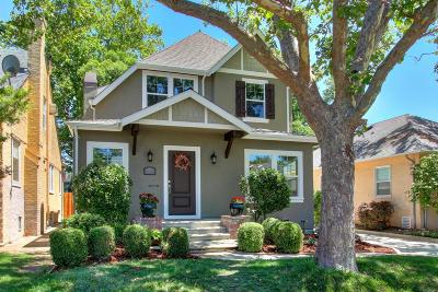 Sacramento Single Family Home For Sale: 1311 57th Street