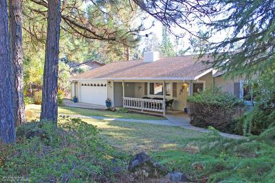 Grass Valley Single Family Home For Sale: 11195 Hackett Court
