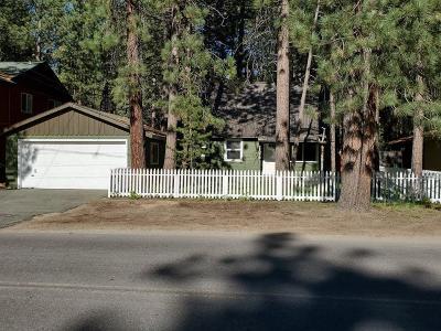 El Dorado County Single Family Home For Sale: 1073 Glenwood Way