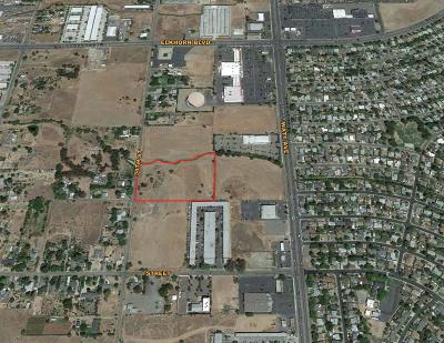 North Highlands Residential Lots & Land For Sale: 34th Street