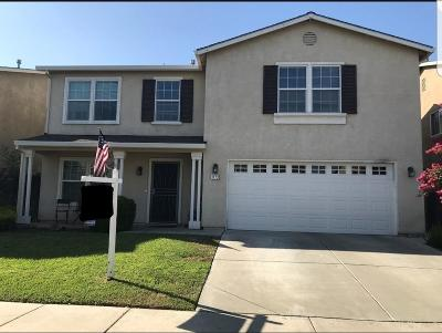 Merced Single Family Home For Sale: 1123 Crescent Drive