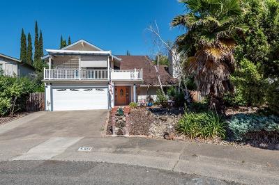 Sacramento County Single Family Home For Sale: 5304 Cabodi Court