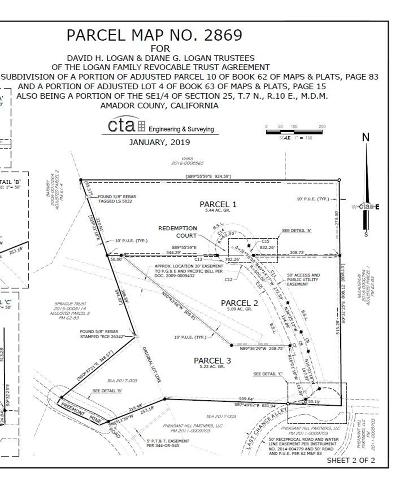 Amador City Residential Lots & Land For Sale: Last Chance Alley