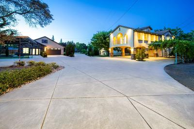 Rocklin Single Family Home For Sale: 4745 Racetrack Road