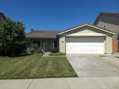 Stockton Single Family Home For Sale: 8525 Lott Street