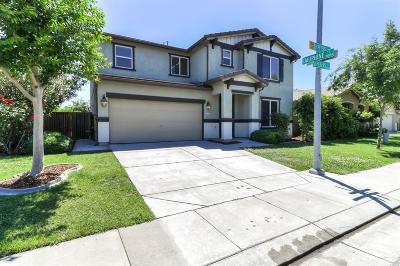 Modesto Single Family Home For Sale: 2112 St Peters Street