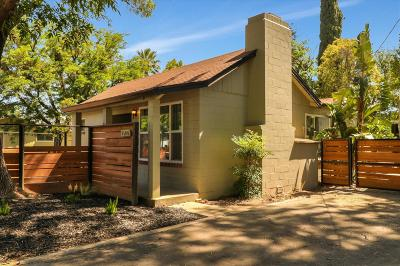 Modesto Single Family Home For Sale: 2106 Sherwood Avenue