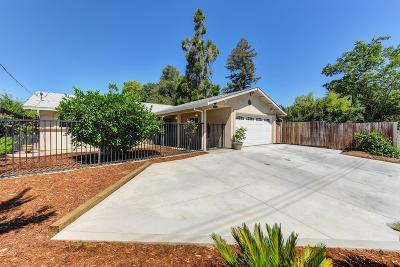 Citrus Heights Single Family Home For Sale: 6807 Sunrise Boulevard