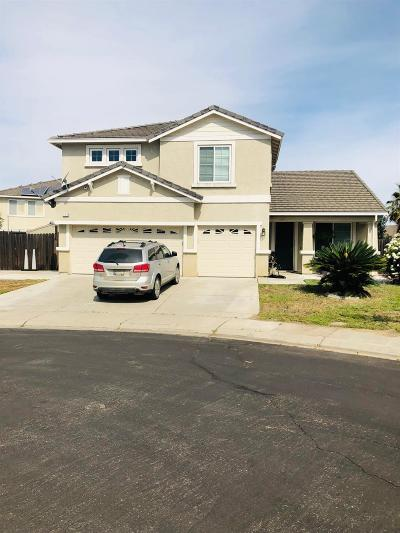 Manteca Single Family Home For Sale: 553 Gregory Place
