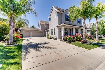 Roseville CA Single Family Home For Sale: $544,000