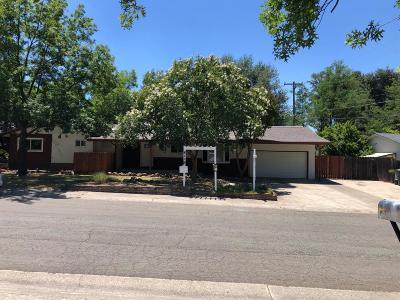 Sacramento Single Family Home For Sale: 4119 Beresford Way