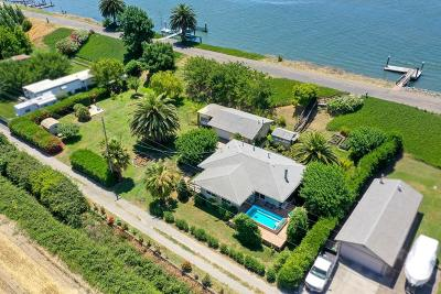 Isleton Single Family Home For Sale: 641 West Brannan Island Road