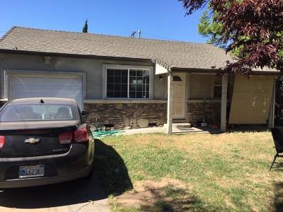 Sacramento Single Family Home For Sale: 1925 Verano Street