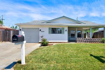 Winters Single Family Home Sold: 1009 McArthur Avenue