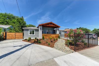 Sacramento Single Family Home For Sale: 4998 64th Street