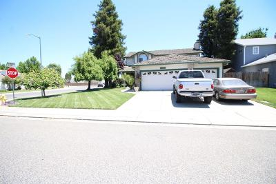 Ripon Single Family Home For Sale: 1122 Zumstein Court