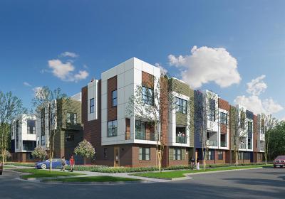 Sacramento Single Family Home For Sale: 1324 C Street #Lot03