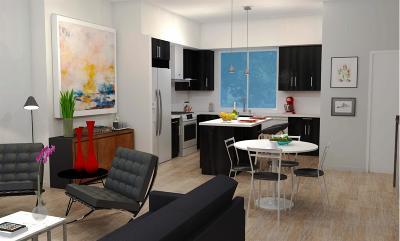 Sacramento Single Family Home For Sale: 1328 C Street #Lot02