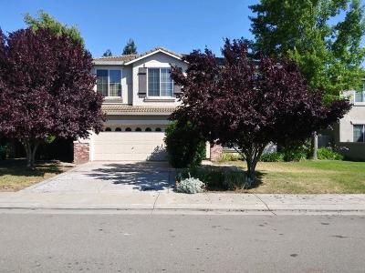 Stockton Single Family Home For Sale: 1930 Lonnie Beck Way