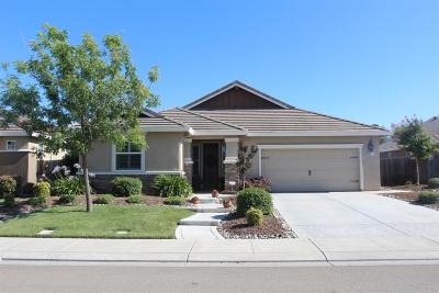 Manteca Single Family Home For Sale: 1052 Raccoon Valley Drive