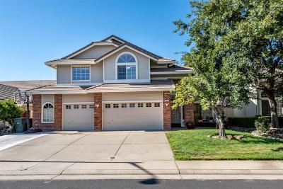 Roseville CA Single Family Home For Sale: $599,950